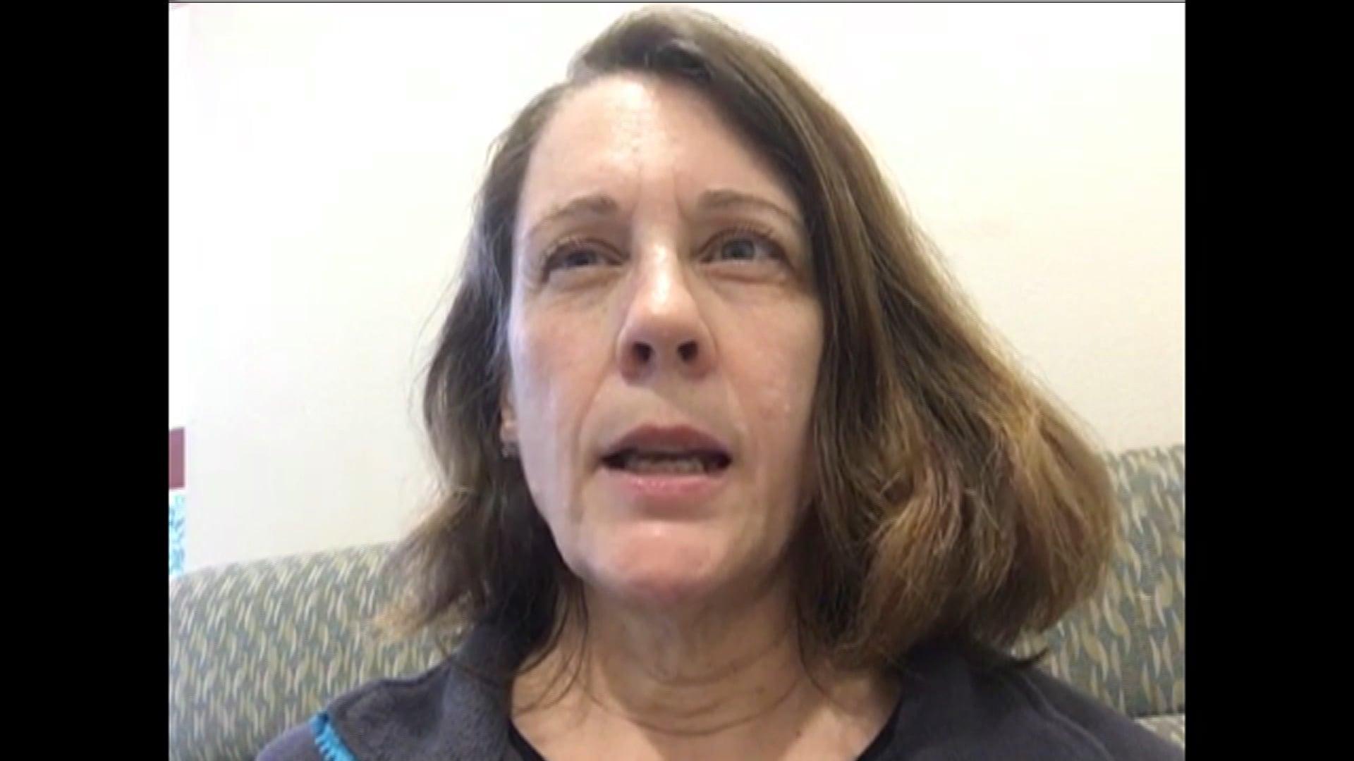 Julie Johnson on virtual workshop