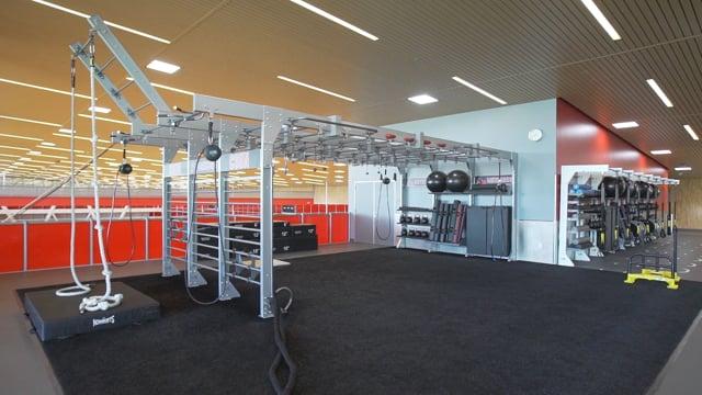 University Recreation | CSUN Debuts Functional Playground