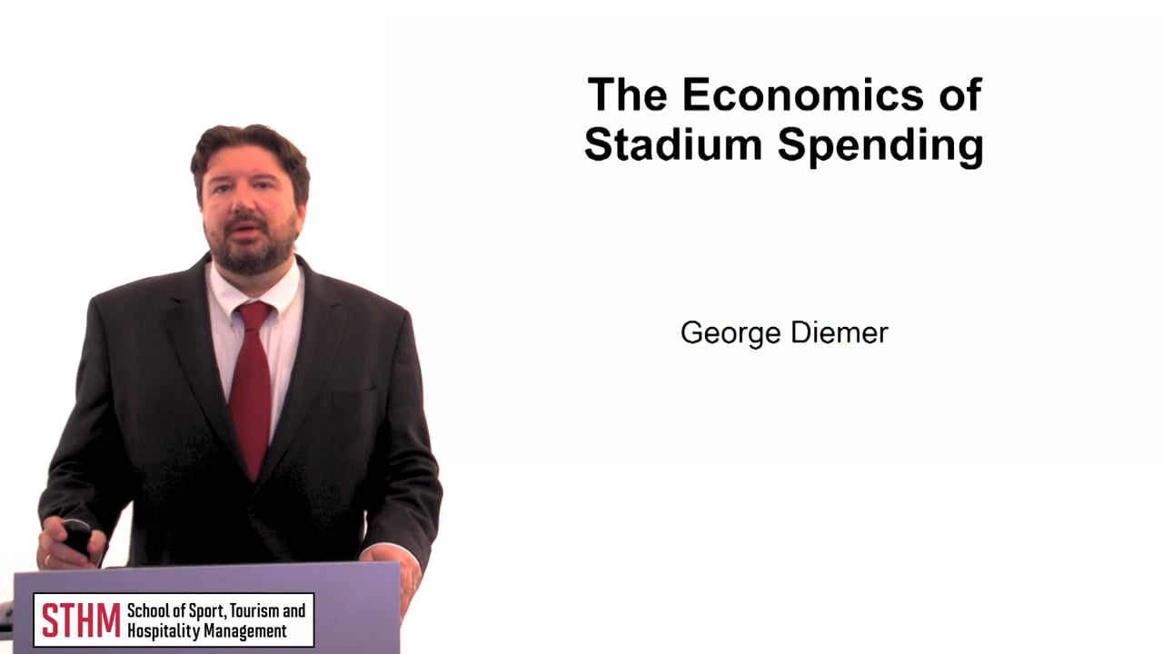 60291The Economics of Stadium Spending