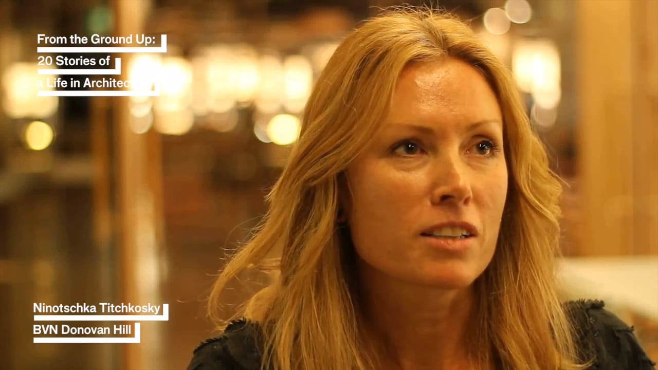 Ninotschka Titchkosky interview from the book- From the Ground Up