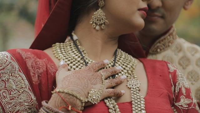 Bhumi + Shalin | Cinematic Wedding Film by Wynn Films