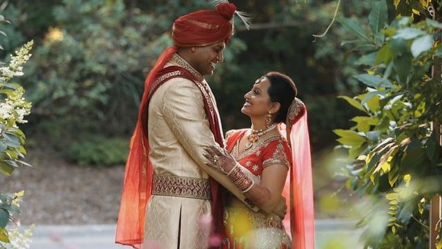 Priyal + Sujay | Cinematic Wedding Film by Wynn Films