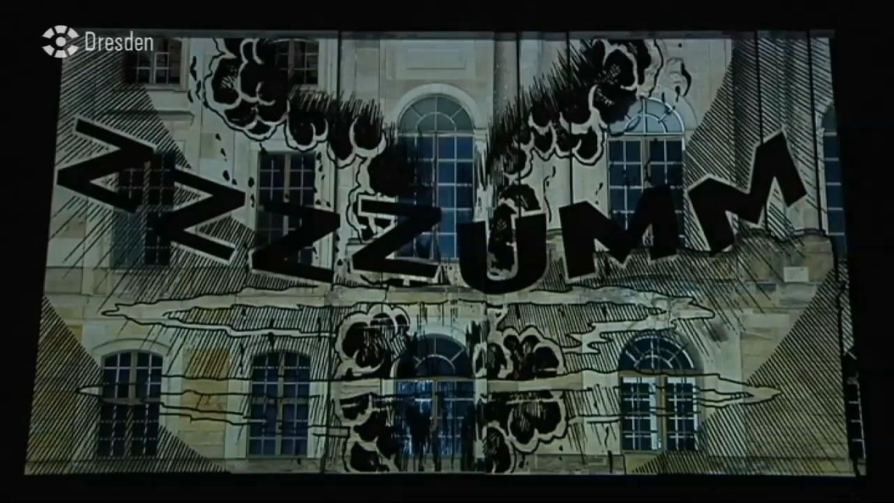 Barfuss durch Hiroshima: Vorbericht des Dresden Fernsehen
