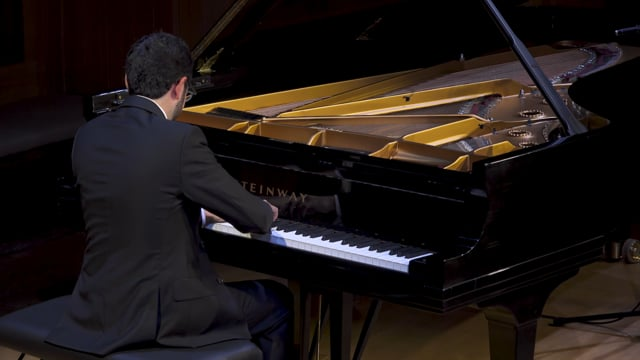 Michael Brown plays Fauré: Nocturne No. 3 in A-flat Major, Op. 33