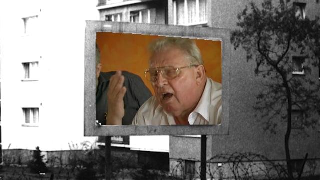"""Klaus-Dieter Baumgarten: Meine Erlebnisse am """"Antifaschistischen Schutzwall"""""""