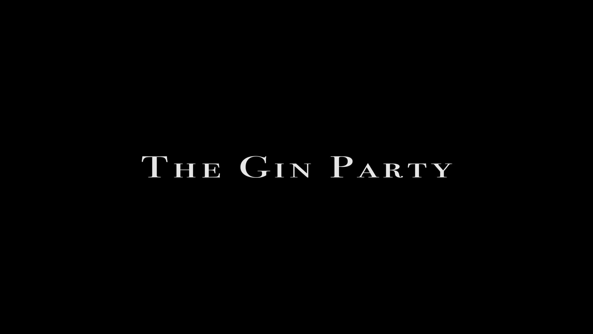 The Gin Party