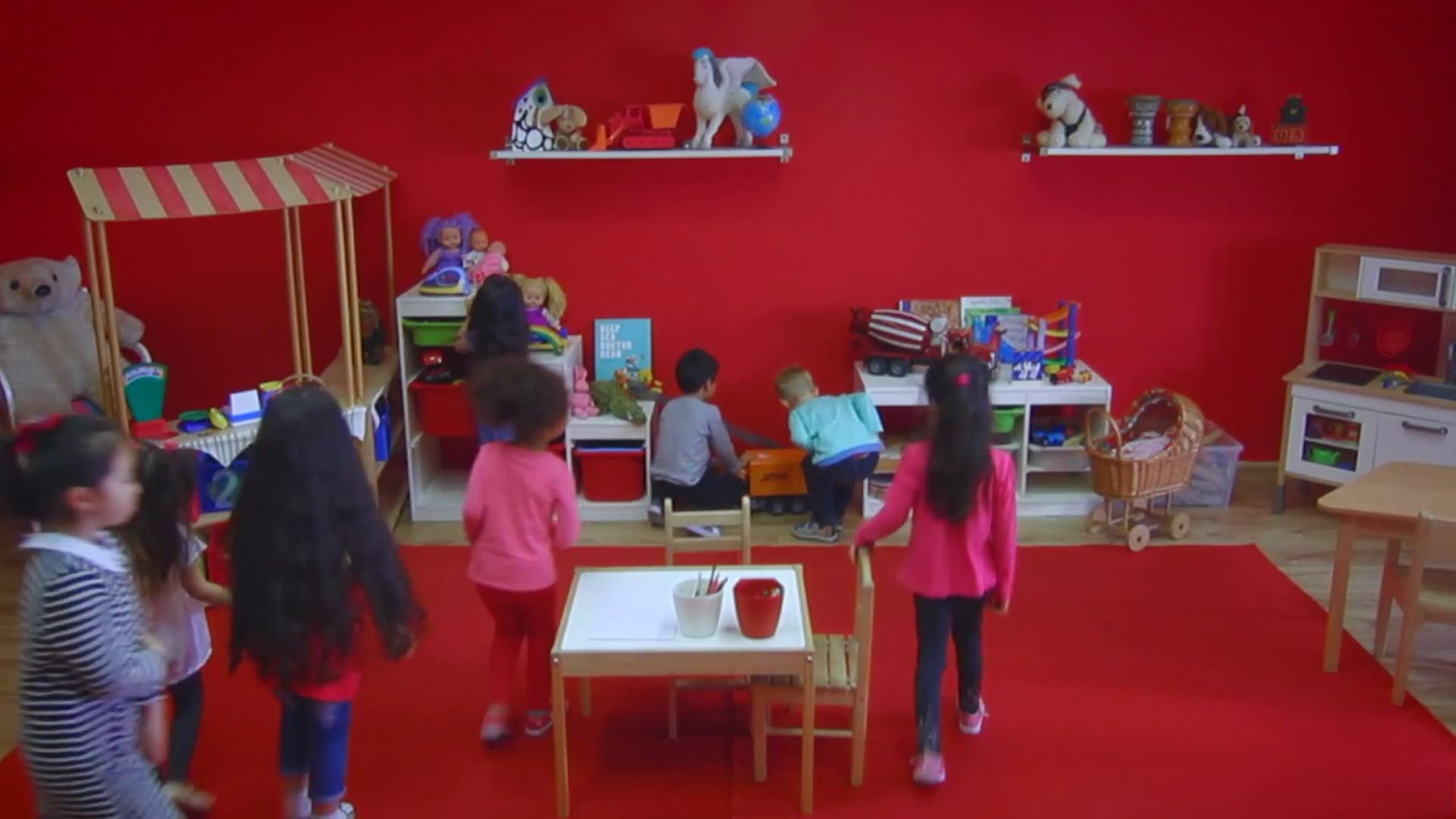 Hempel Kid's experiment video