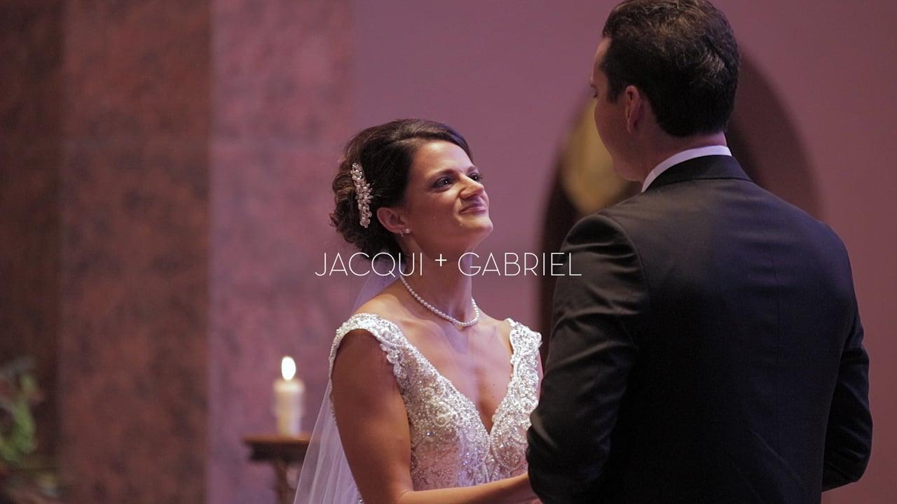 jacqui + gabriel | highlight reel.