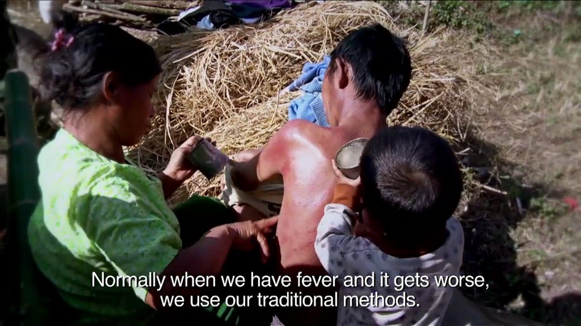 Kachin conflict - Still on the Run