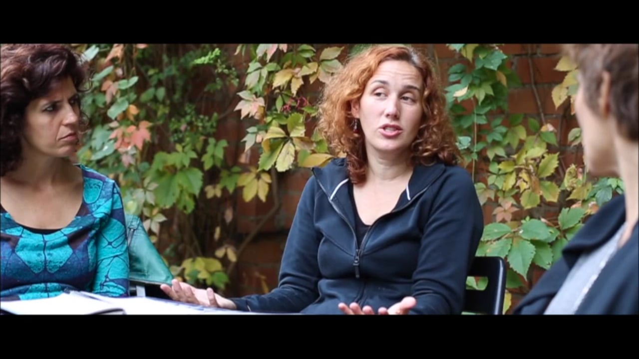 Artists conversation_2 Elif Gülen (Istanbul) & Raquel Friera (BCN)