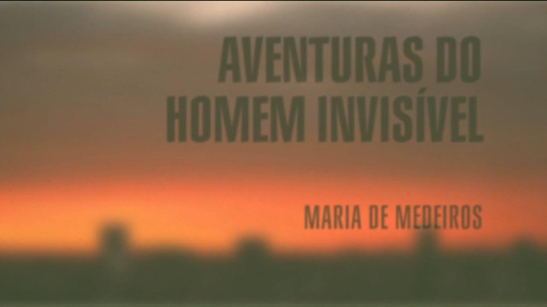Aventuras do Homem Invisível (2012)