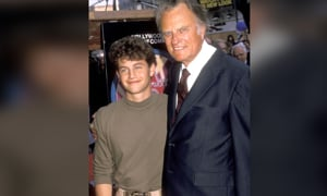 Kirk Cameron Remembers Billy Graham's Hollywood Star