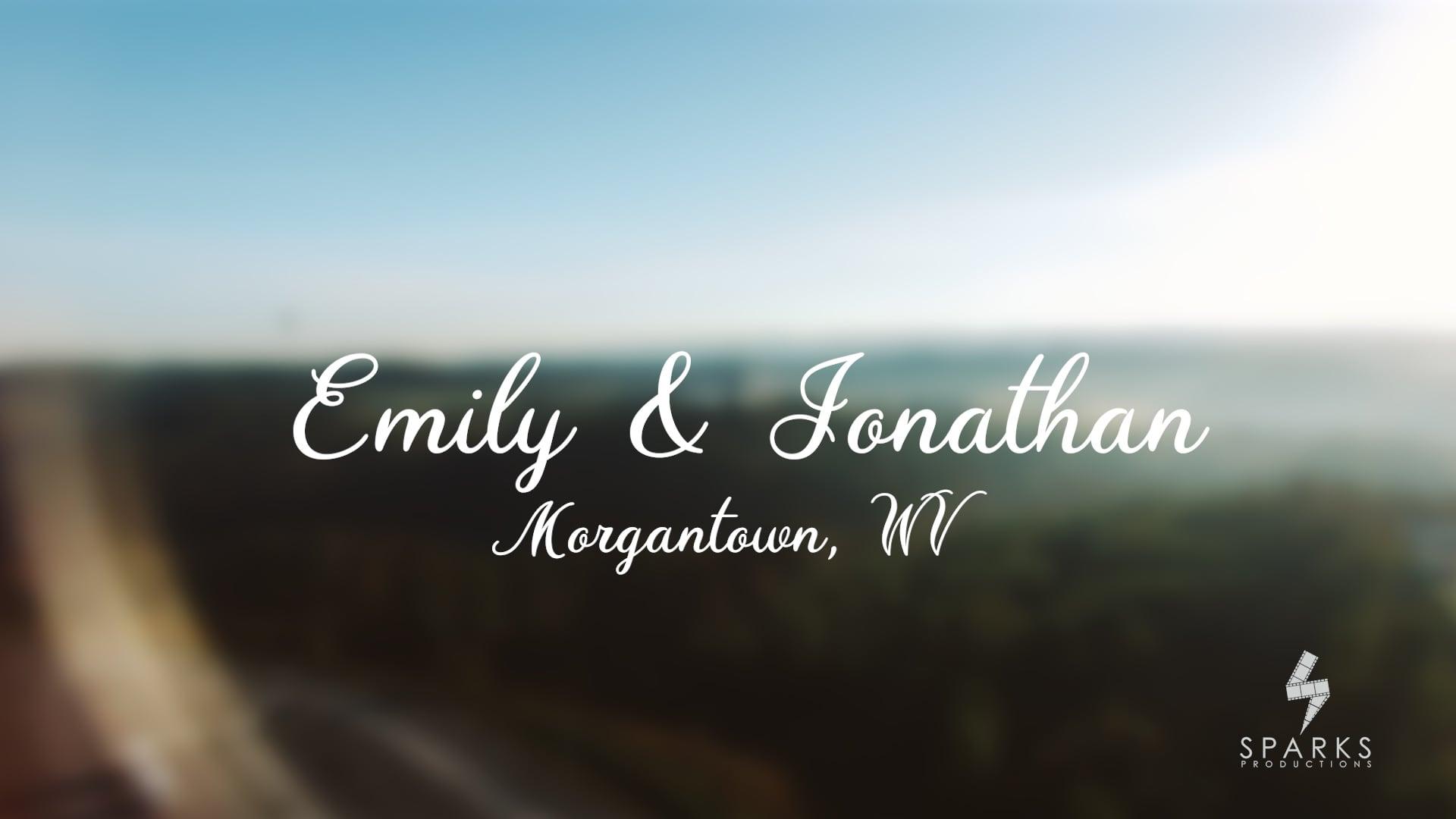The Burnsides   Morgantown, WV Wedding Videography   West Virginia University Alumni Center