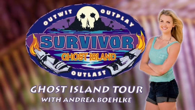 Ghost Island Tour with Andrea Boehlke
