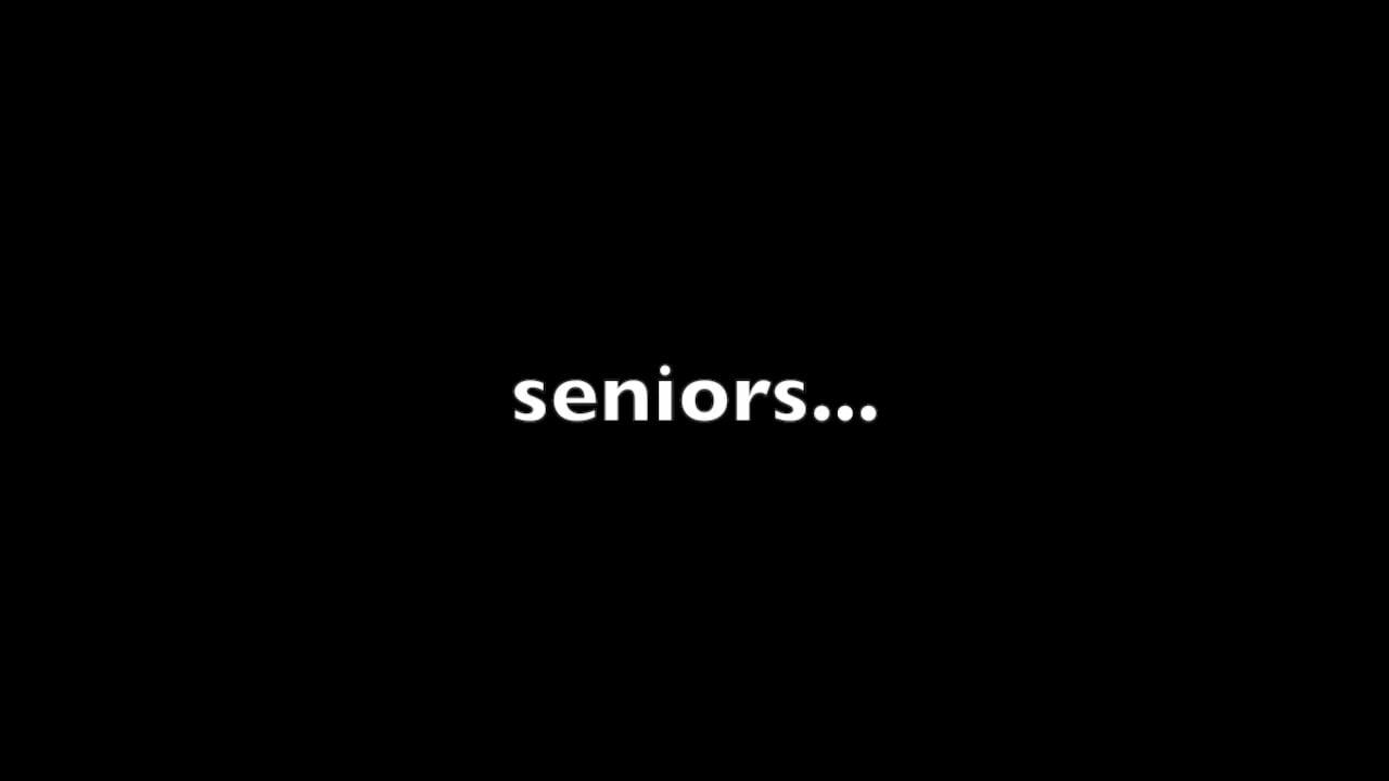 Senior Spring Promo Vid