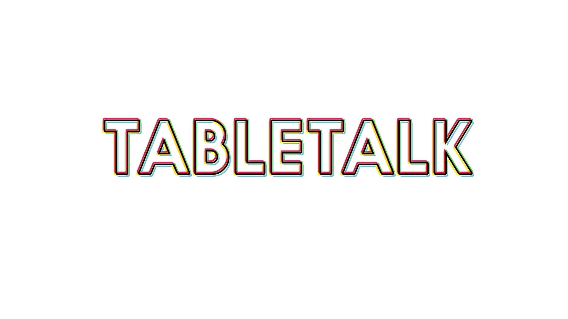 TableTalk Season One Trailer