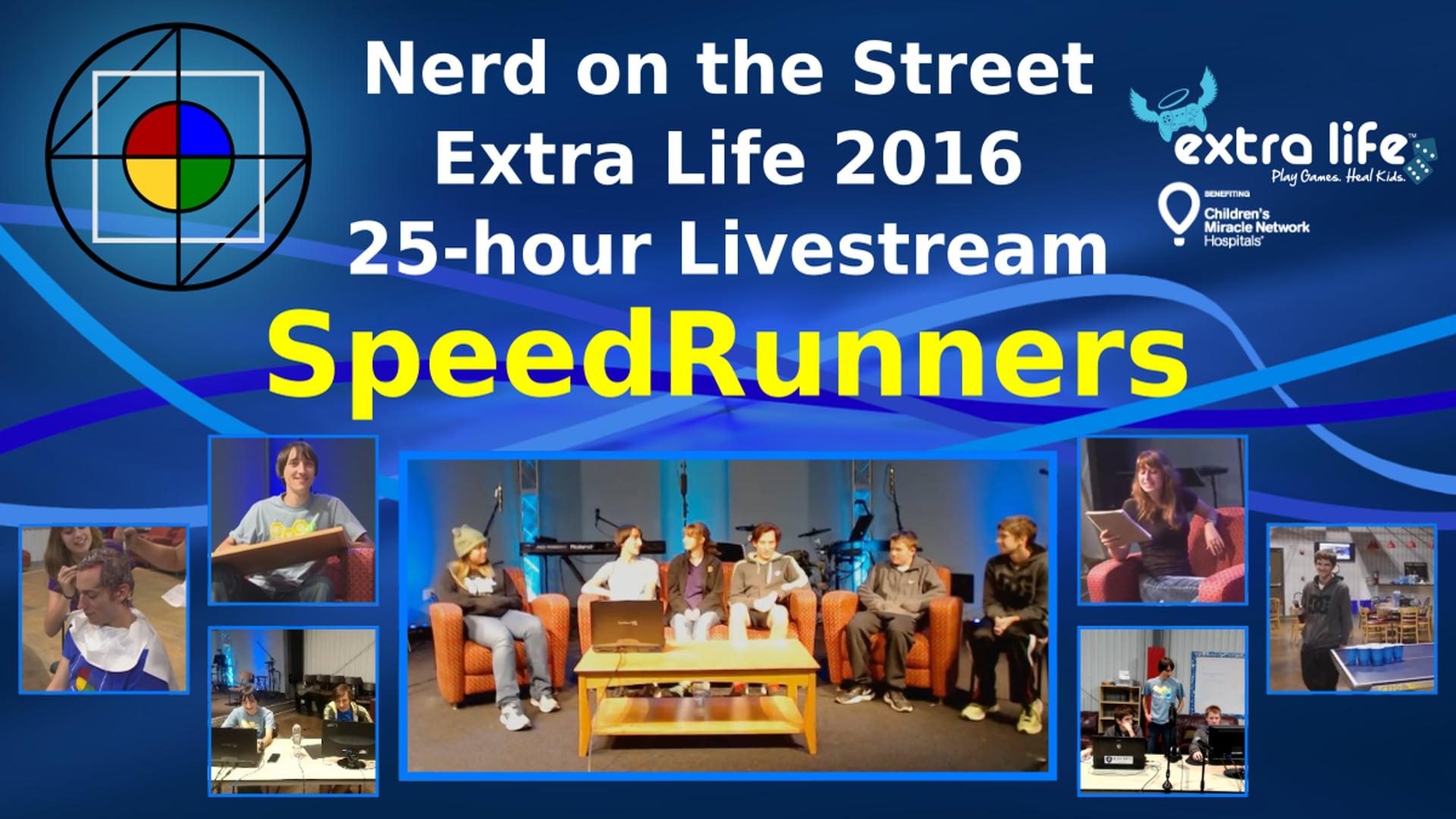 SpeedRunners - Extra Life 2016