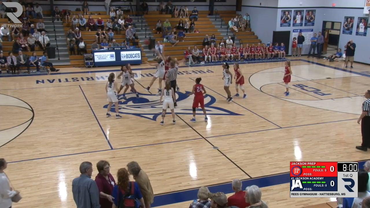 Varsity Girls Basketball-2018-Feb-23-MAIS AAAA-1 Semis vs Prep