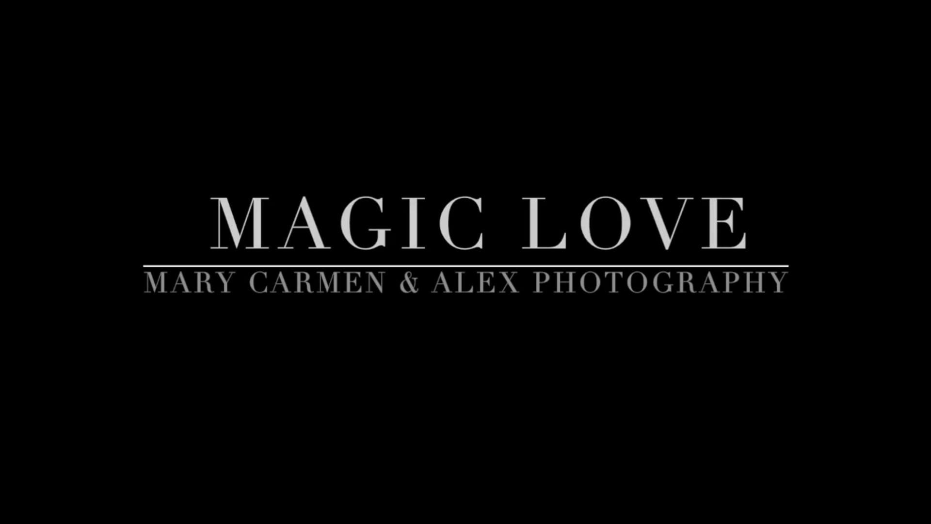 Magic love Promo