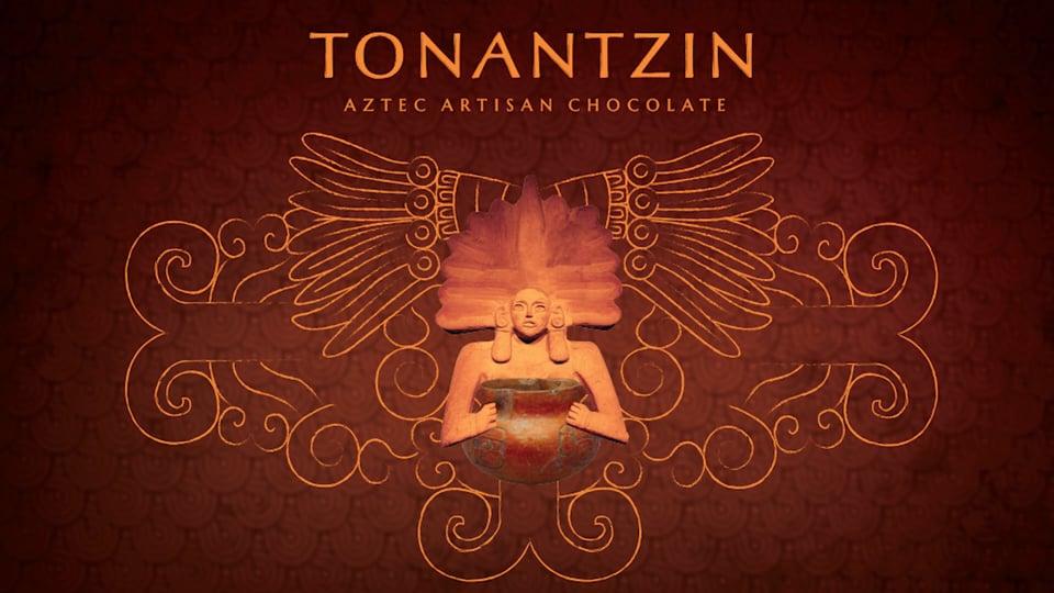 Tonantzin Chocolate - Aztec Raw Chocolate
