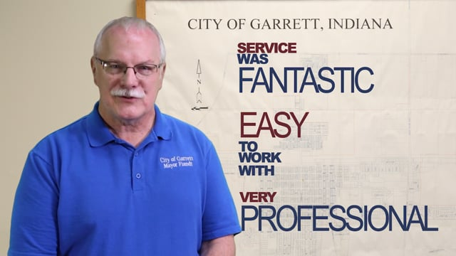 Garrett Testimonial Video Custom Animations