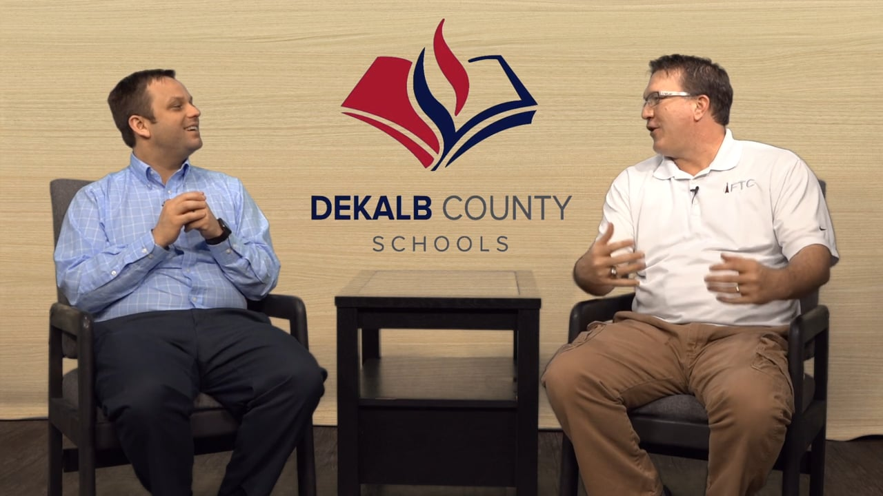 E17 | Inside DeKalb County Schools with Dr. Jason Barnett and FTC