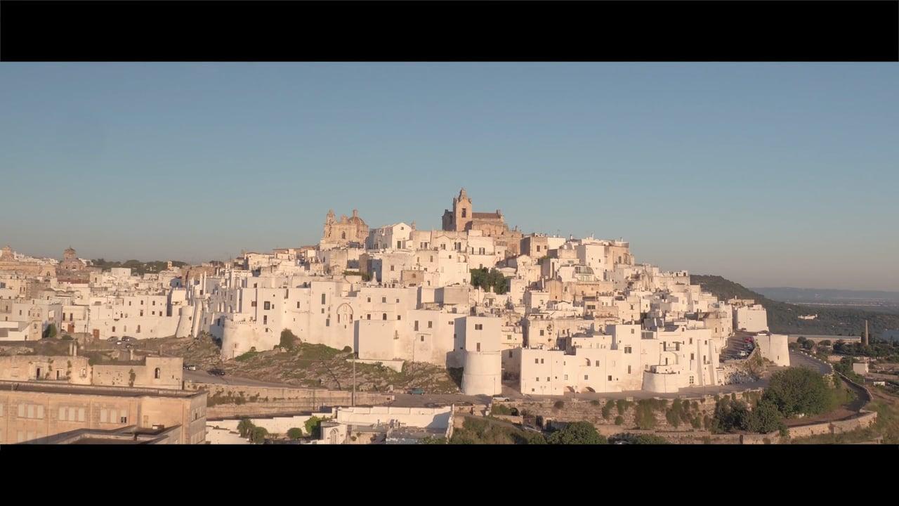 Cattedrale di Ostuni realizzazione video spot roma