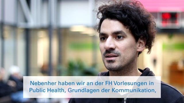 UKM-Karriere-Vlog: Logopädie-Studium am UKM und an der FH Münster (UT)