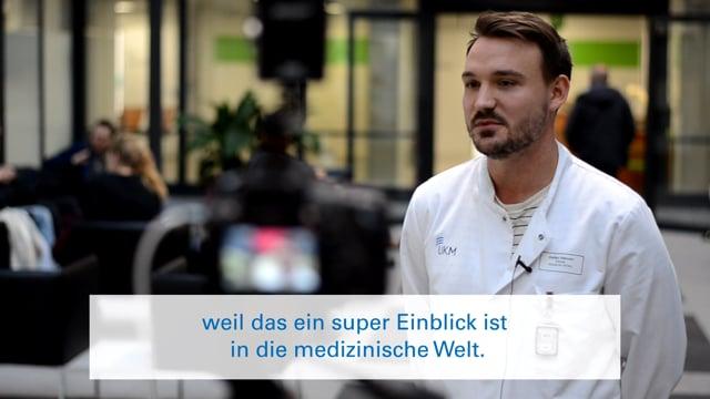UKM-Karriere-Vlog: MTRA-Ausbildung am UKM (UT)