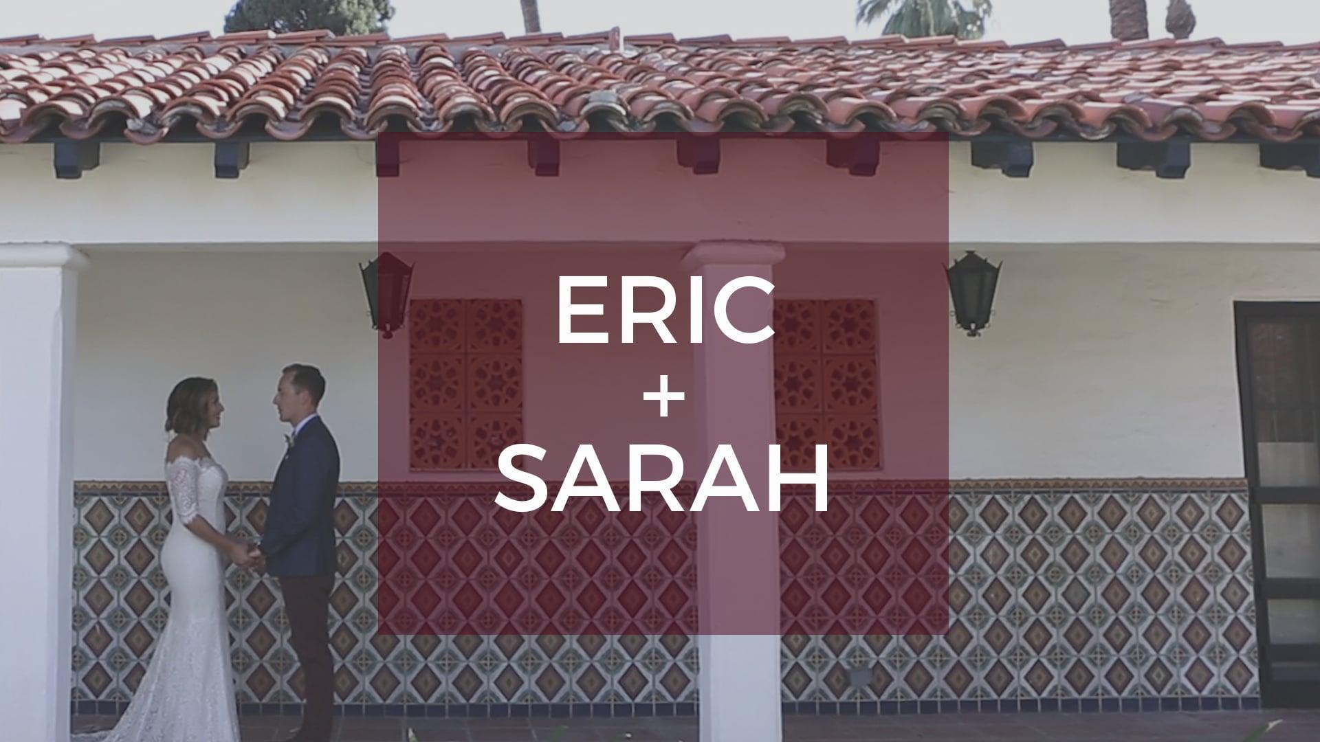 Eric + Sarah