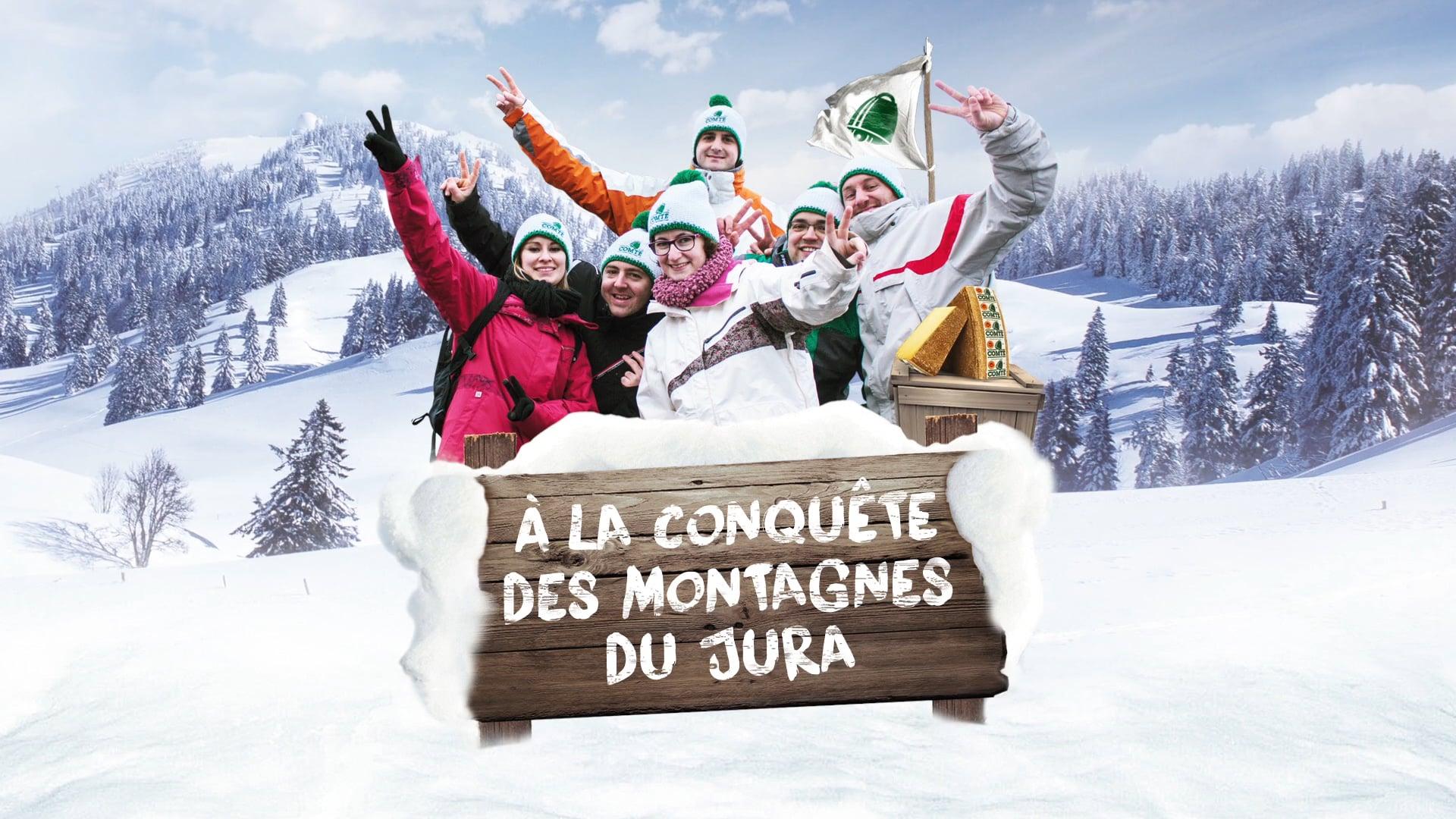 A la conquête des Montagnes du Jura #2