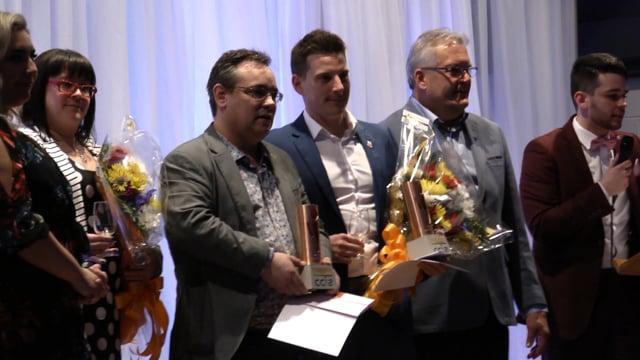 Reportage : Succès pour le Gala Excellence 2017 de la CCIA (Zone 26 février 2018 p.02)