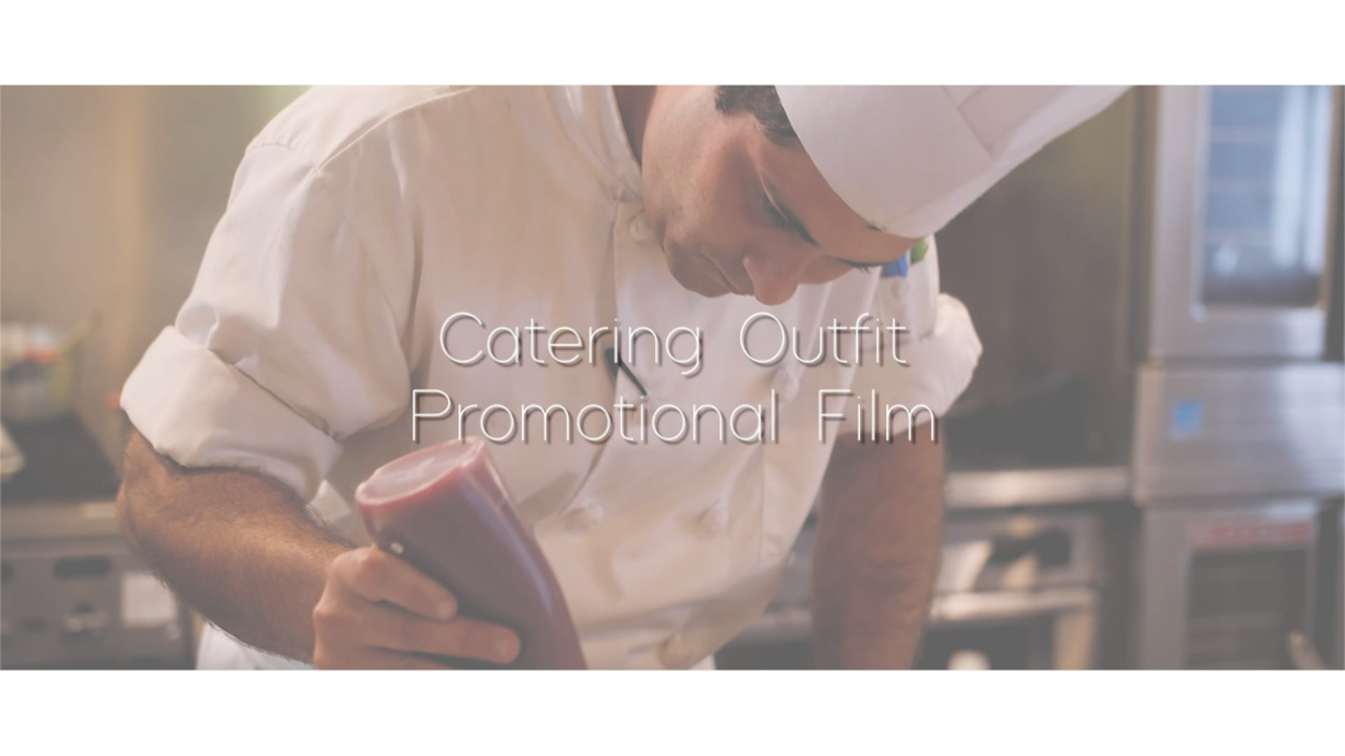 the catering outfit