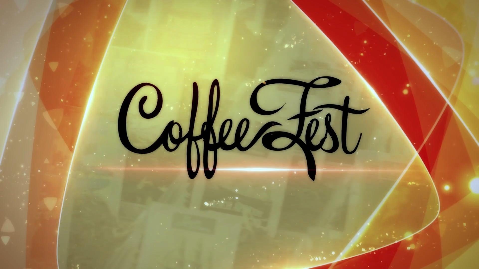 CoffeeFest Portland