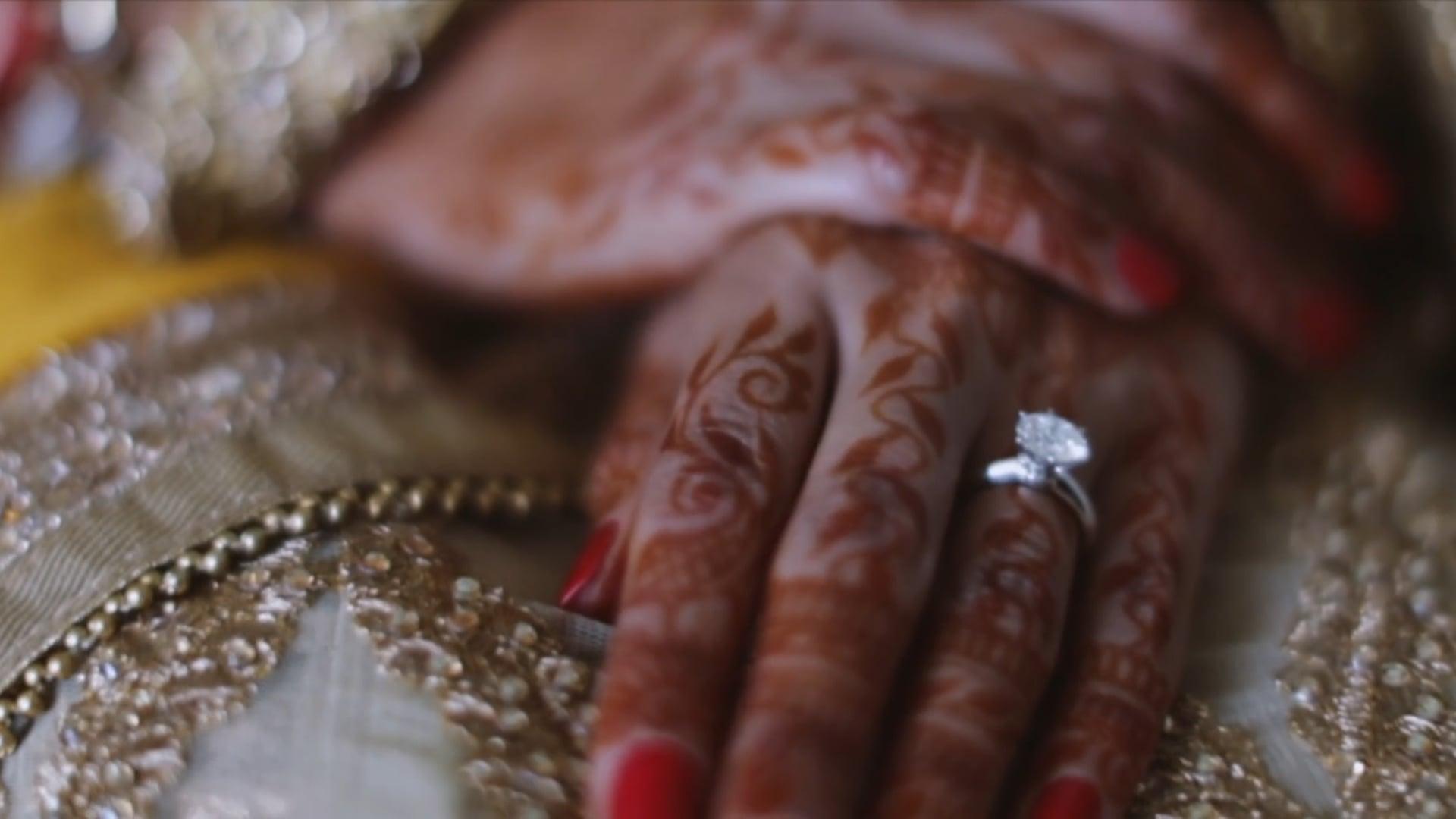 Akansha and Shaun Indian Wedding Highlight