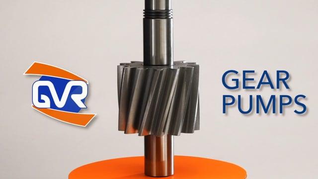 GVR Gear Punps