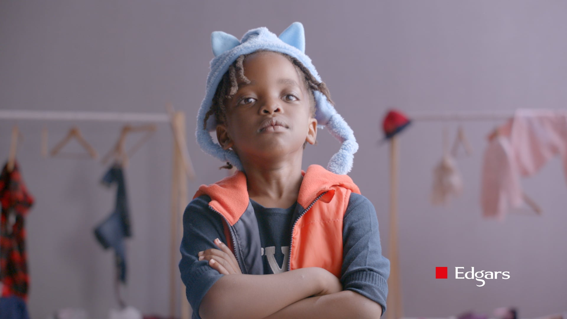 Edgars 'Styled by Kids'