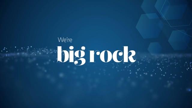 Big Rock - Video - 2