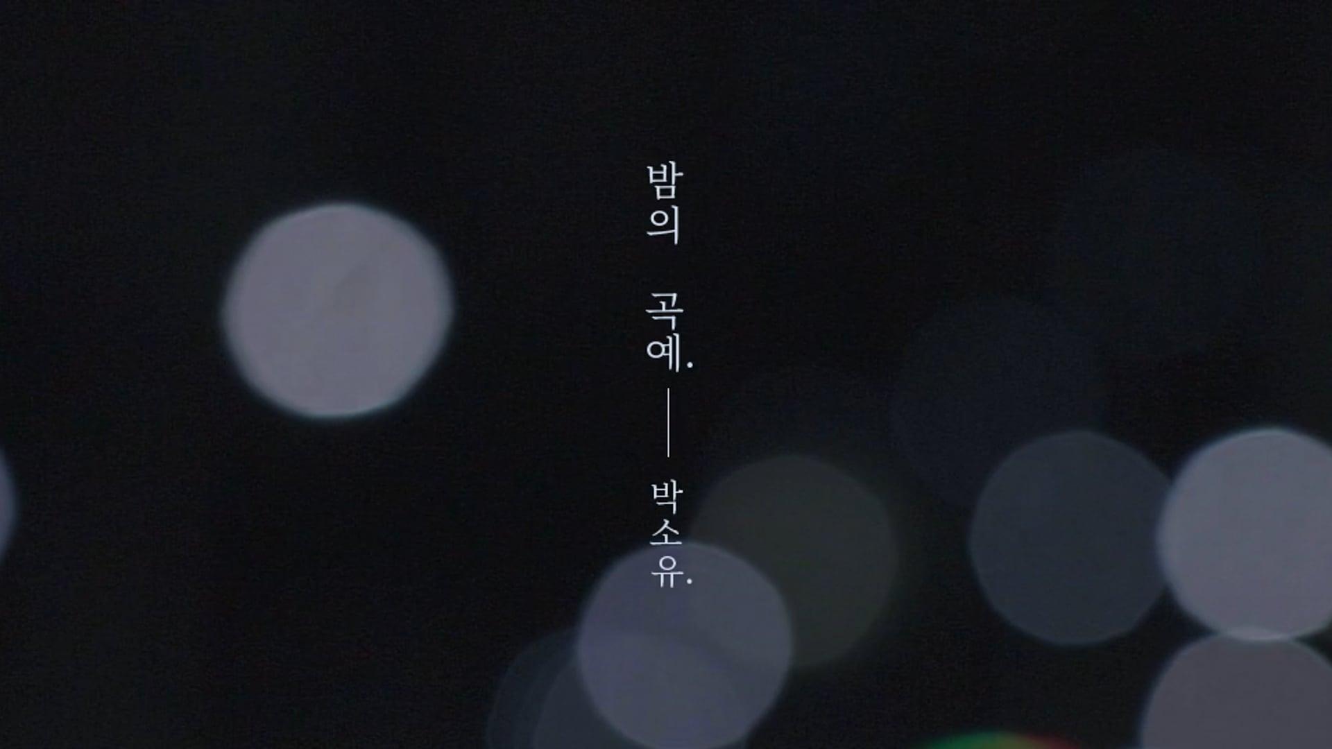 박소유 '밤의 곡예'