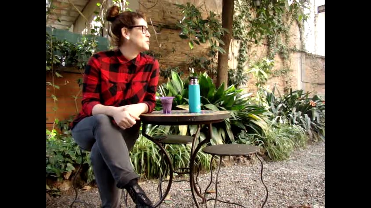 Melisa Freund - Playwriter in residence Jan-Feb 2018