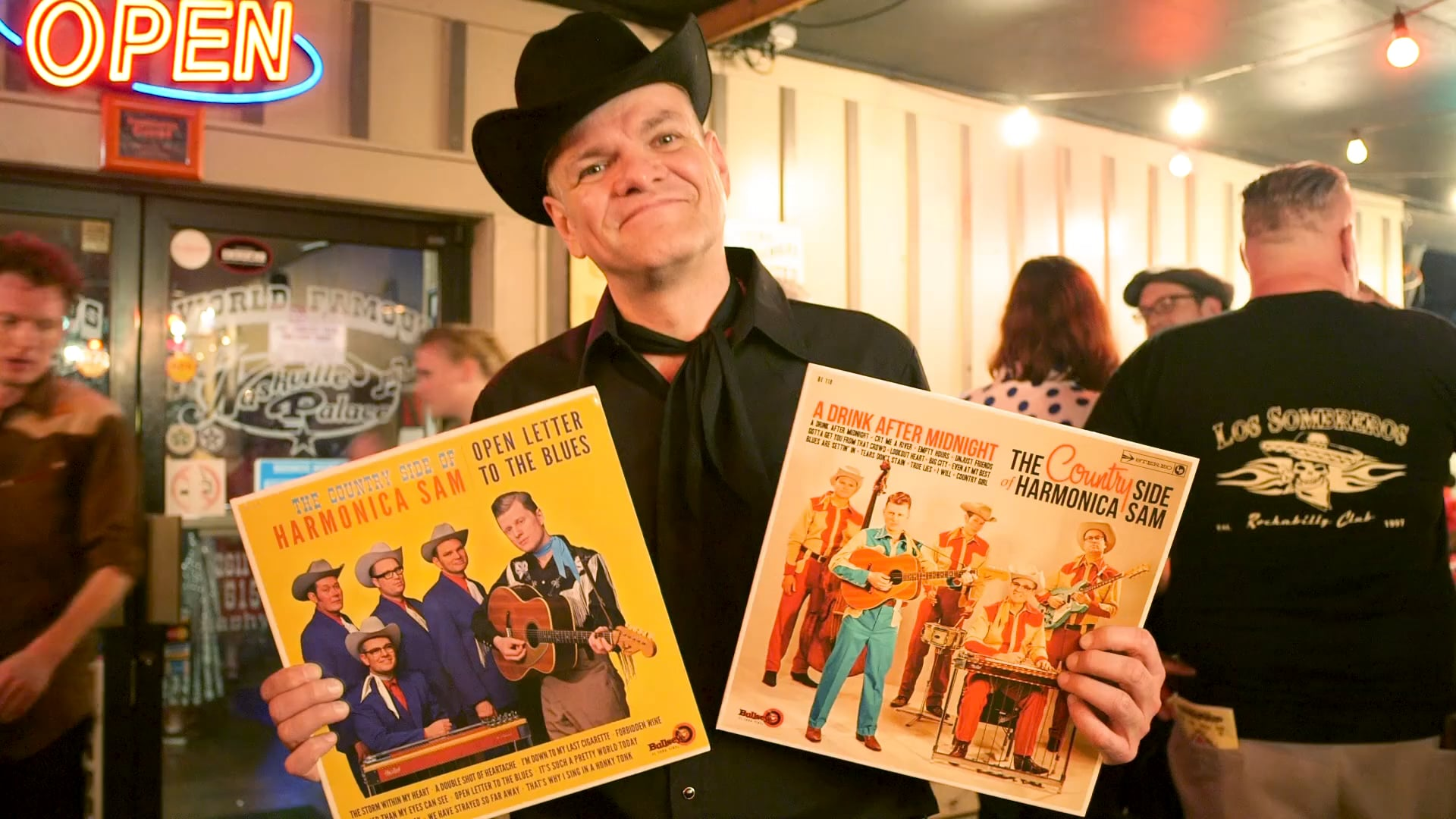 Nashville Boogie Teaser