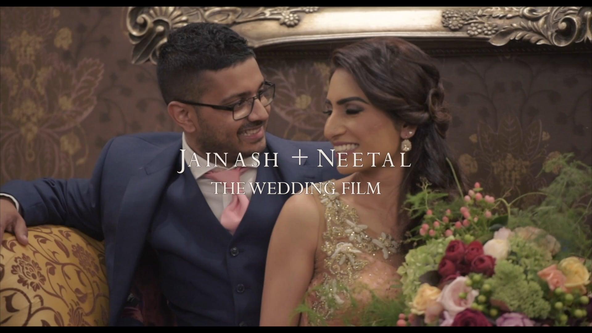 Jainash + Neetal - The Wedding Film // Sansa x Ferndara