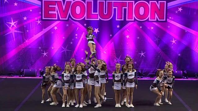 Kingston Elite All-Star Cheerleading Rose Yth Sm 1