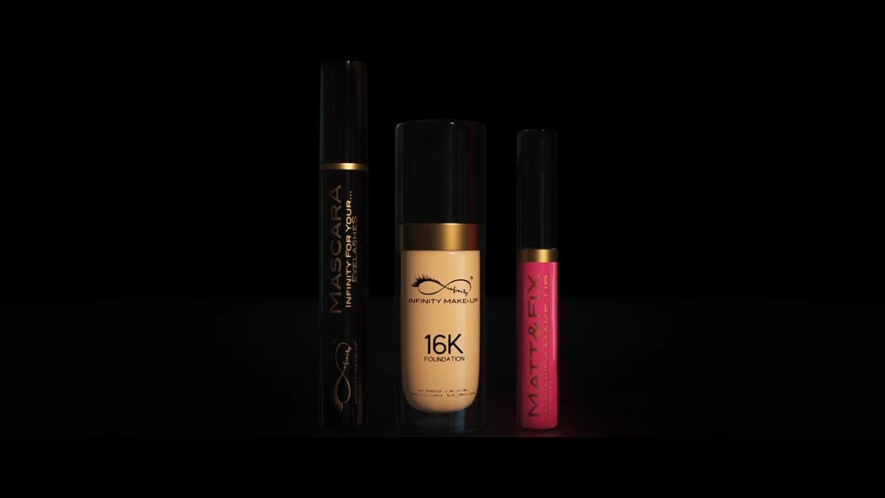 Infinity Cosmetics Realizzazione Video Spot Roma