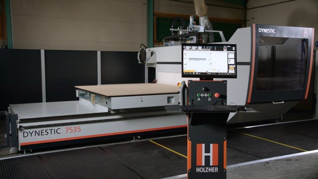 NEXTEC 7735 & DYNESTIC 7535 - The new dimension in CNC machining