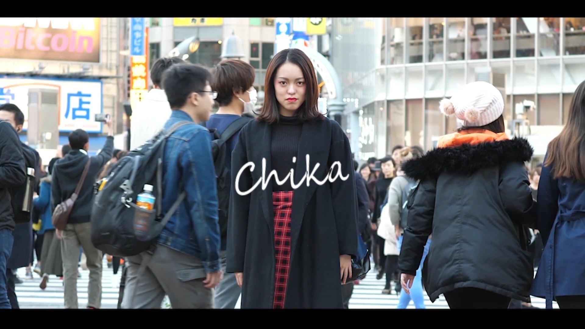 1minute story Chika vimeo