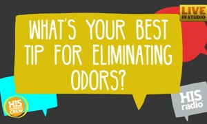Try Vinegar: What's Your Best Tip for Eliminating Car Odors?