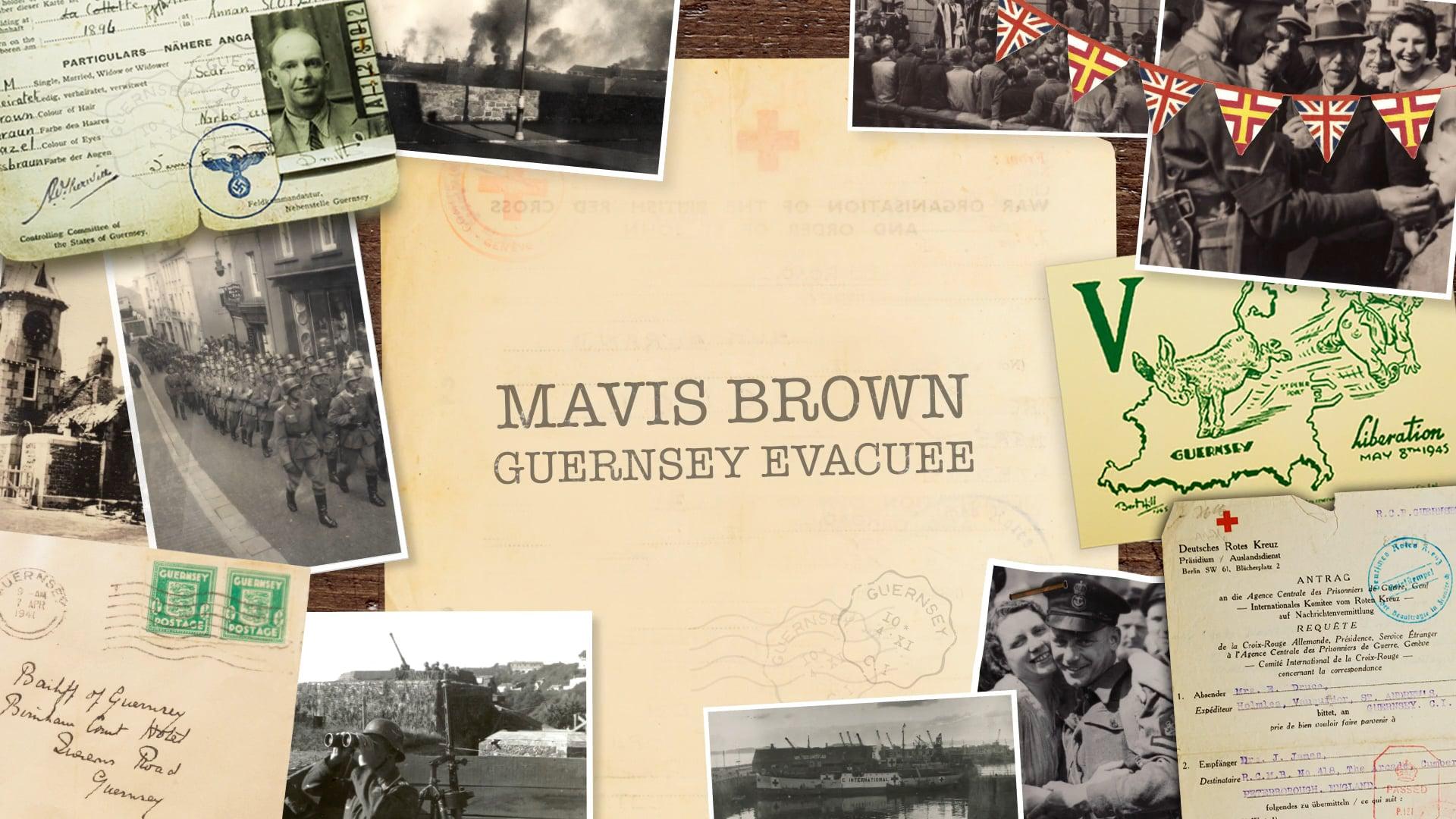 Evacuee Films - Mavis Brown