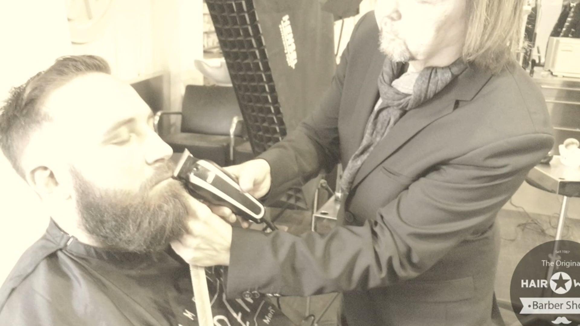HAIR-WOLF Barbershop Bart