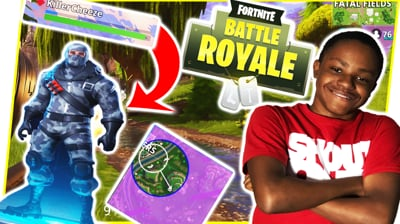 INTENSE DUOS ENDING WITH NINJA MEMBER CHEEZE! - FortNite Battle Royale